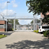 02. Locatie voormalig kampterrein Versen - nu de ingang van de gevangenis