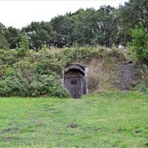 De aardappelkelder - naast de rails