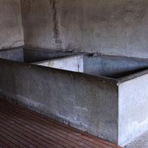 Wasruimte met bad Majdanek