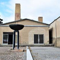 Crematorium voorkant