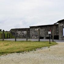 92. Buitenterrein van het Fort - executieplaats