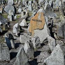 Overzicht memorial stenen - met namen 2