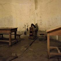 72. In de martelkamer