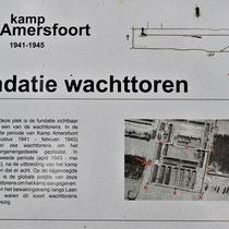 Informatiebord over wachttoren