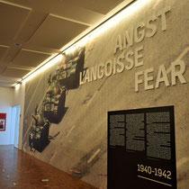 29. Vaste tentoonstelling op de tweede verdieping - over de periode van 1940-1942