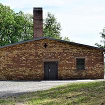 Crematorium - achterkant