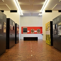 26. Overzicht vaste tentoonstelling op de eerste verdieping