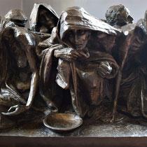 Beeld gevangenen Auschwitz
