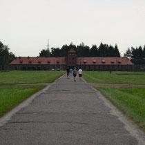 Tweede uitkijktoren Birkenau