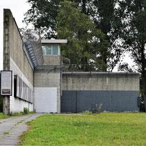 Voormalige gevangenis - zijkant