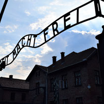 Poort Auschwitz