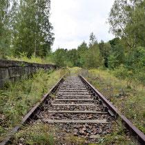 Rails in Siemenskamp