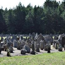 Overzicht memorial stenen 5