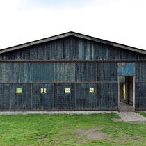 De barak - voorkant