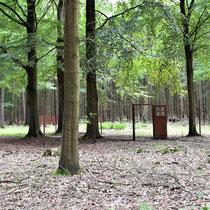 Plek voormalig crematorium
