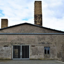 Crematorium achterkant