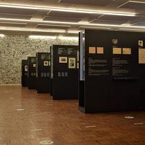 40. Overzicht vaste tentoonstelling op de derde verdieping - einde van de vaste tentoonstelling