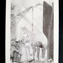 De spelonk van het beest, waar de slaven werkten en stierven