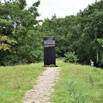 1) Herdenkingsmonument op de plek van voormalig Kamp Schoorl