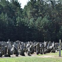 Overzicht memorial stenen 2