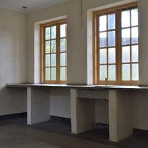54) Laboratorium in crematiorium
