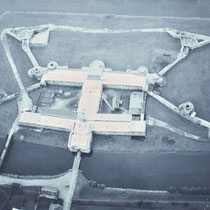 06. Oude luchtfoto Fort van Breendonk