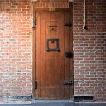 Cel 601 met originele deur