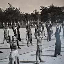 4) Foto te zien in tijdelijke expositie - Gevangenen in Kamp Vught