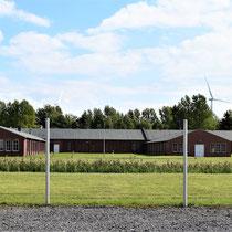 Werkkamp Carl-Walther - ligt achter de apelplaats