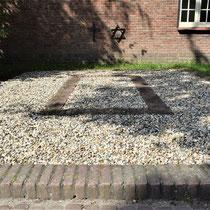 70) Grote asput achter het crematorium