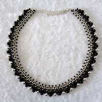 Freya Collier schwarz-silber 35 Euro