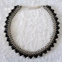 Freya Collier schwarz-silber 35 Euro verkauft