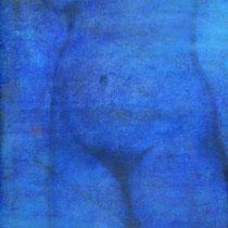 """""""Ohne Titel"""" - Öl auf Leinwand 80 x 40 cm, 2020"""