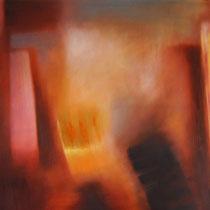 """""""Einmal nur schweben!"""" - Öl auf Leinwand 100 x 150 cm, 2012"""