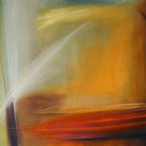 """""""ohne Titel""""  - Öl auf Leinwand 100 x 150 cm, 2008"""