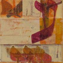 acrylique mixte sur toile, 50 x 20 cm, 2012