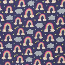 Rainbows - dunkelblau