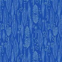 Nature Walk blau