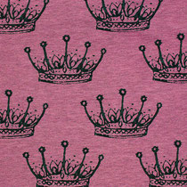 Crowns pink meliert