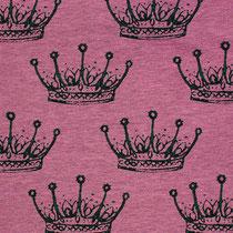 Crowns pink meliert
