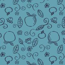 Apple Doodle mint