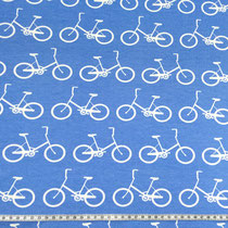 Bicycles blau
