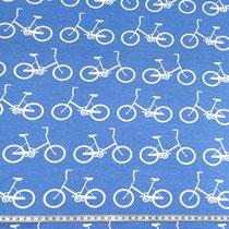 Bicycles blau