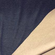 dunkelblau/beige
