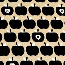 Apfelherz beige