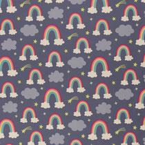 Rainbows - grau