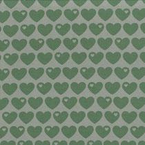 Herzen oliv/khaki