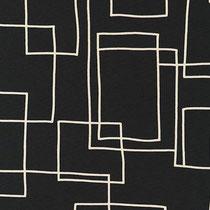 Geo Maze Black