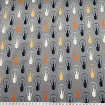 Light Bulb grau
