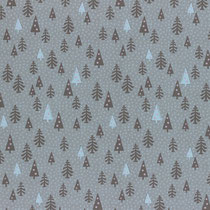 Merry Taupe Trees